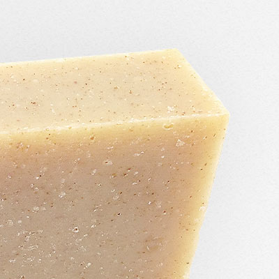 Kerouac in all-natural Bar Soap