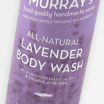 Lavender Body Wash in all-natural Body Wash